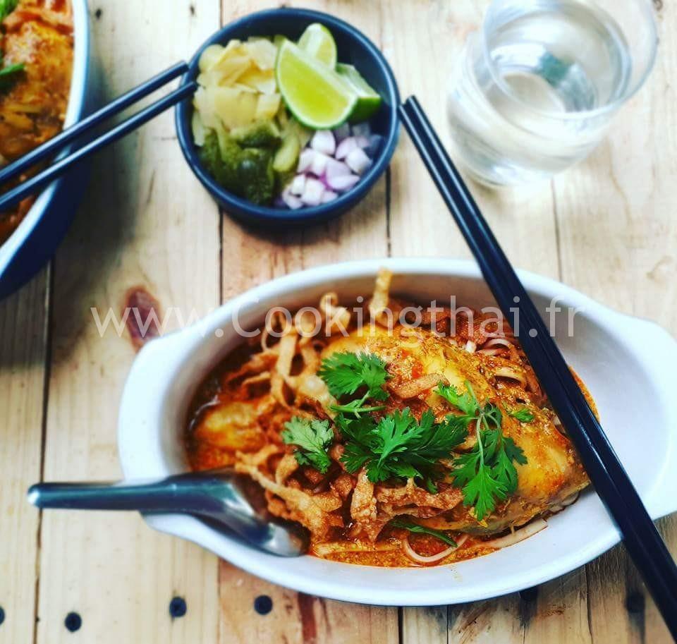 Crêpe coco / crevette (style vietnamien)